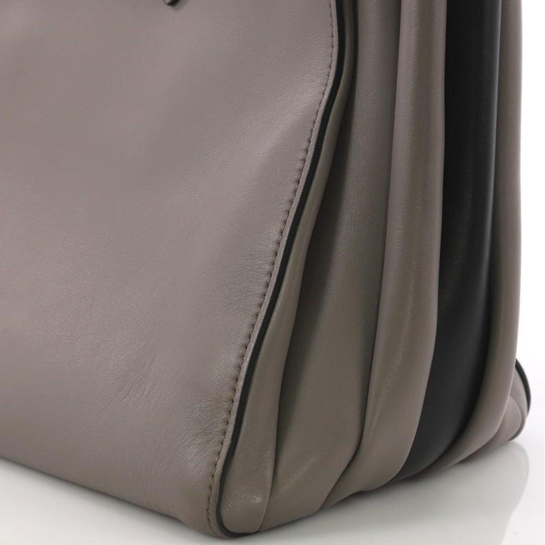 4cf0d800ea4c Prada Soft Bibliotheque Handbag City Calfskin Medium For Sale at 1stdibs
