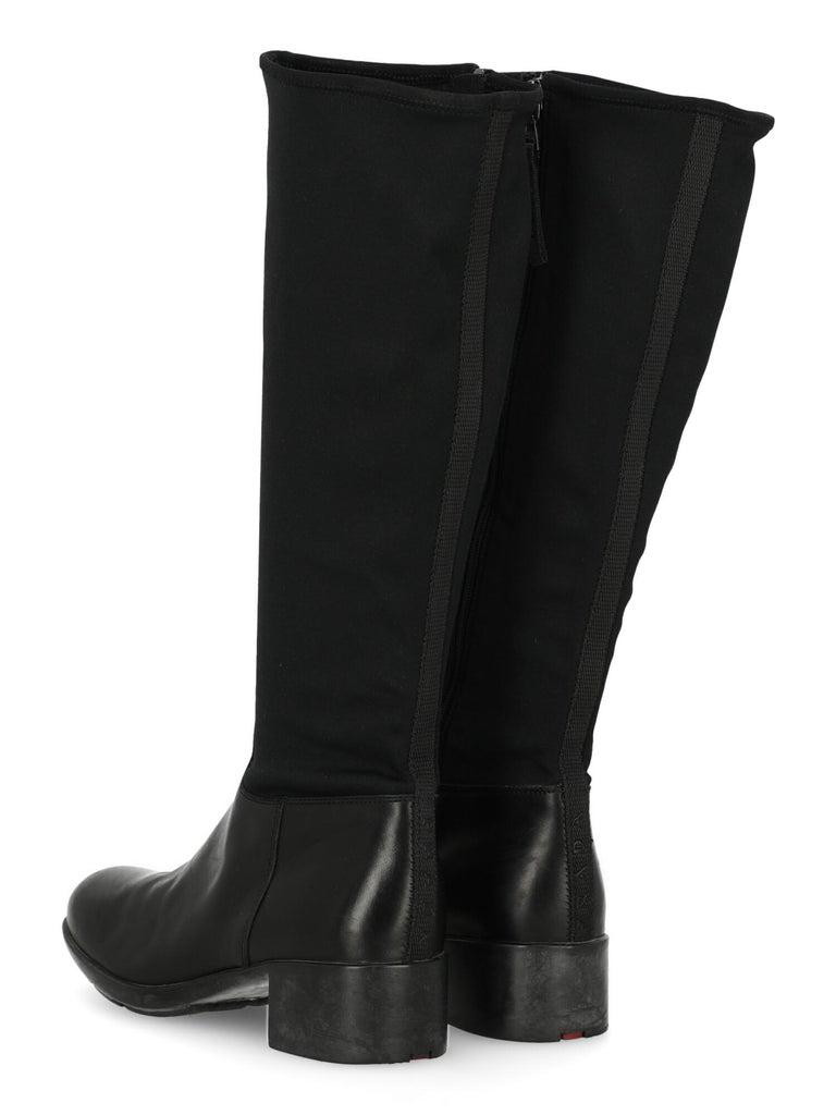 Prada Sport  Women   Boots  Black Fabric EU 36.5 In Good Condition For Sale In Milan, IT
