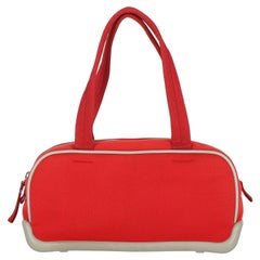 Prada Sport  Women   Handbags  Red Synthetic Fibers