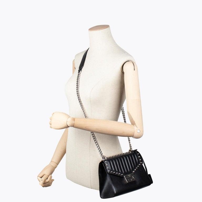 Prada Studded Chain Crossbody Bag For Sale 2