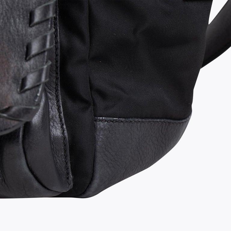 Prada Tessuto Calf Crossbody Bag 2
