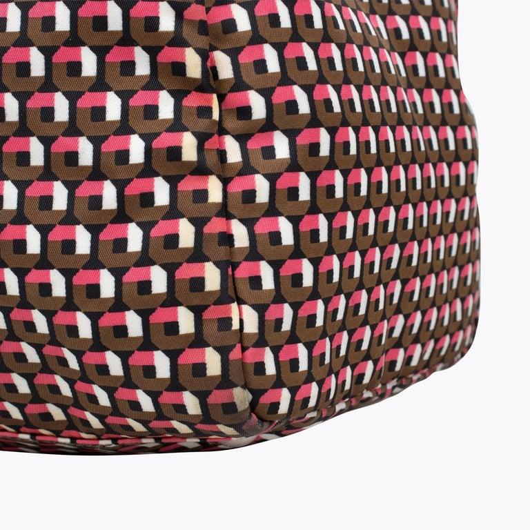 Prada Tessuto Stampat Bag For Sale 2