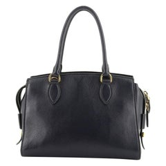 Prada Top Handle Satchel Glace Calf Small