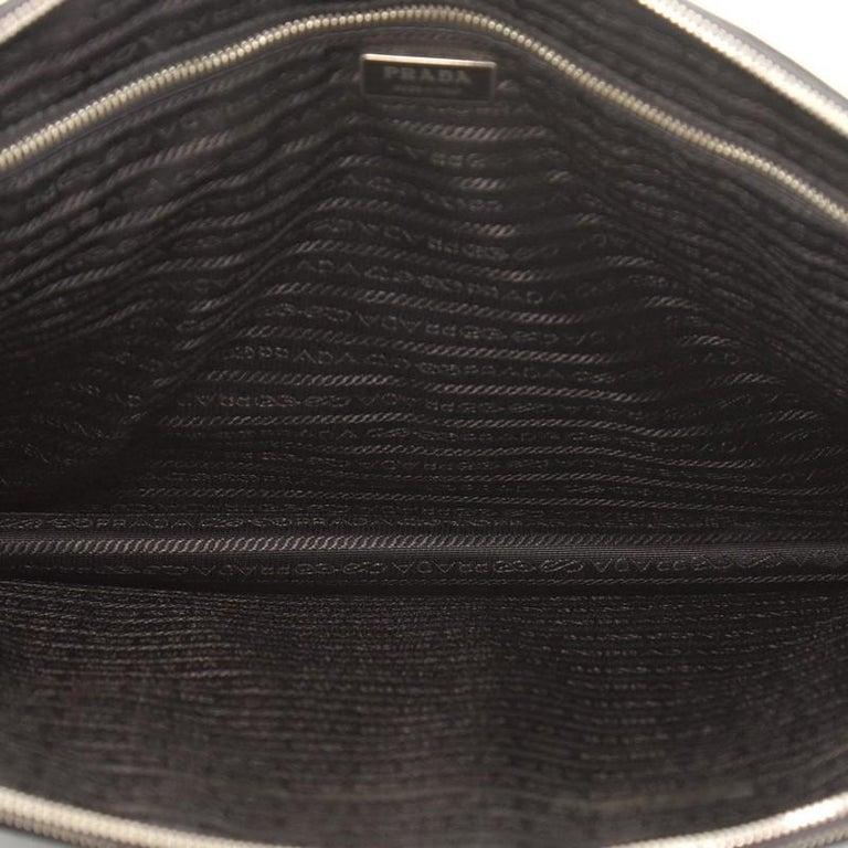 Women's or Men's Prada Travel Briefcase Saffiano Leather