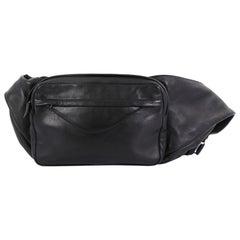 Prada Vintage Waist Bag Leather
