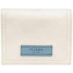 Prada White Small Purse