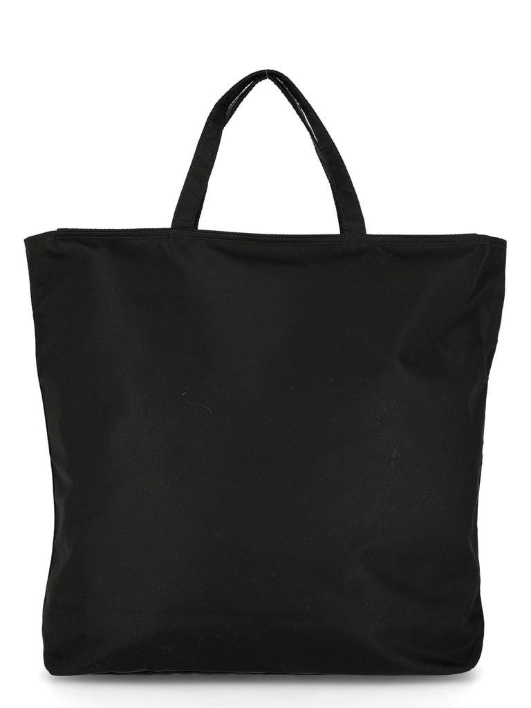 Women's Prada Woman Handbag  Black Synthetic Fibers