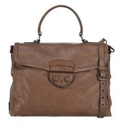 Prada Woman Handbag Brown