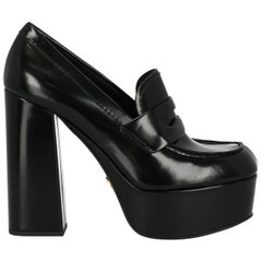 Prada Woman Pumps Black IT 36