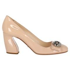 Prada Woman Pumps Pink EU 38