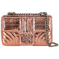 Prada Woman Shoulder bag  Pink Leather