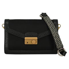 Prada Woman Shoulder bag Sound Black Synthetic Fibers
