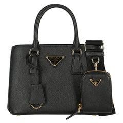 Prada  Women   Handbags  Black Leather
