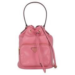 Prada Women  Handbags Pink Leather
