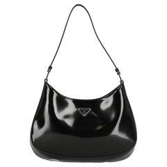 Prada  Women Shoulder bags Cleo Black Leather