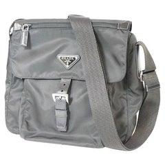 PRADA Womens messenger bag BT8994 black( Nero)