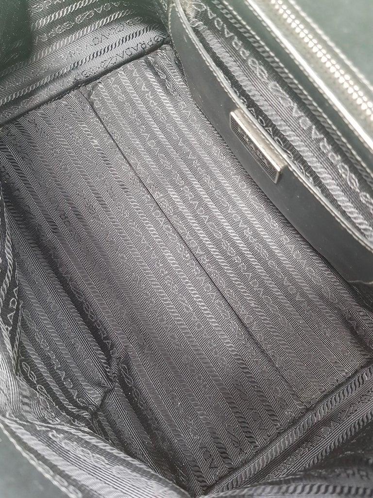 Prada Women's Tote Bag Black For Sale 3