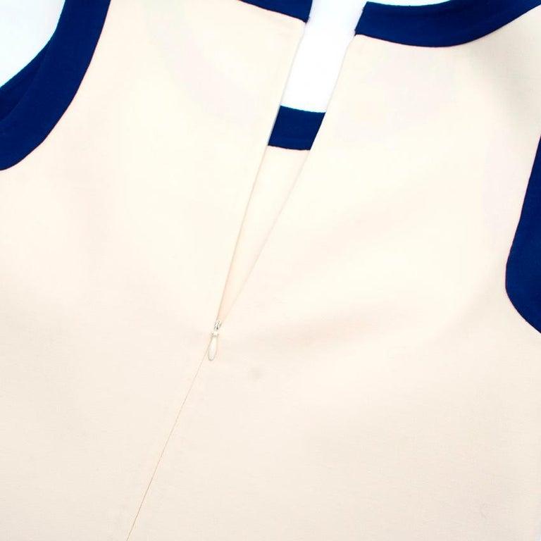 Prada wool blend shift dress US 4 For Sale 2