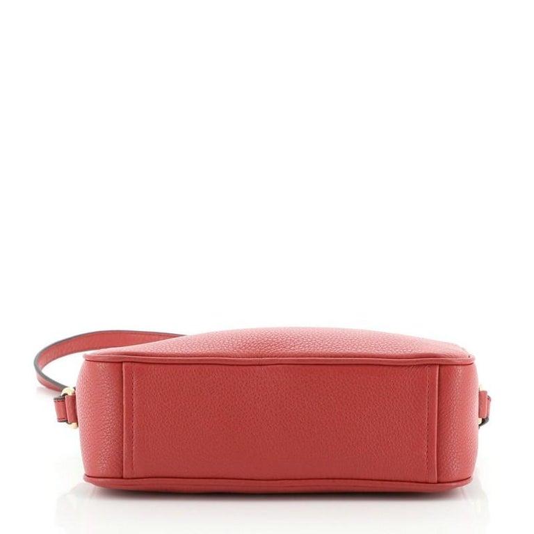 Men's Prada Zip Crossbody Bag Vitello Daino Small For Sale