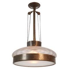 Prague Pulley Lamp