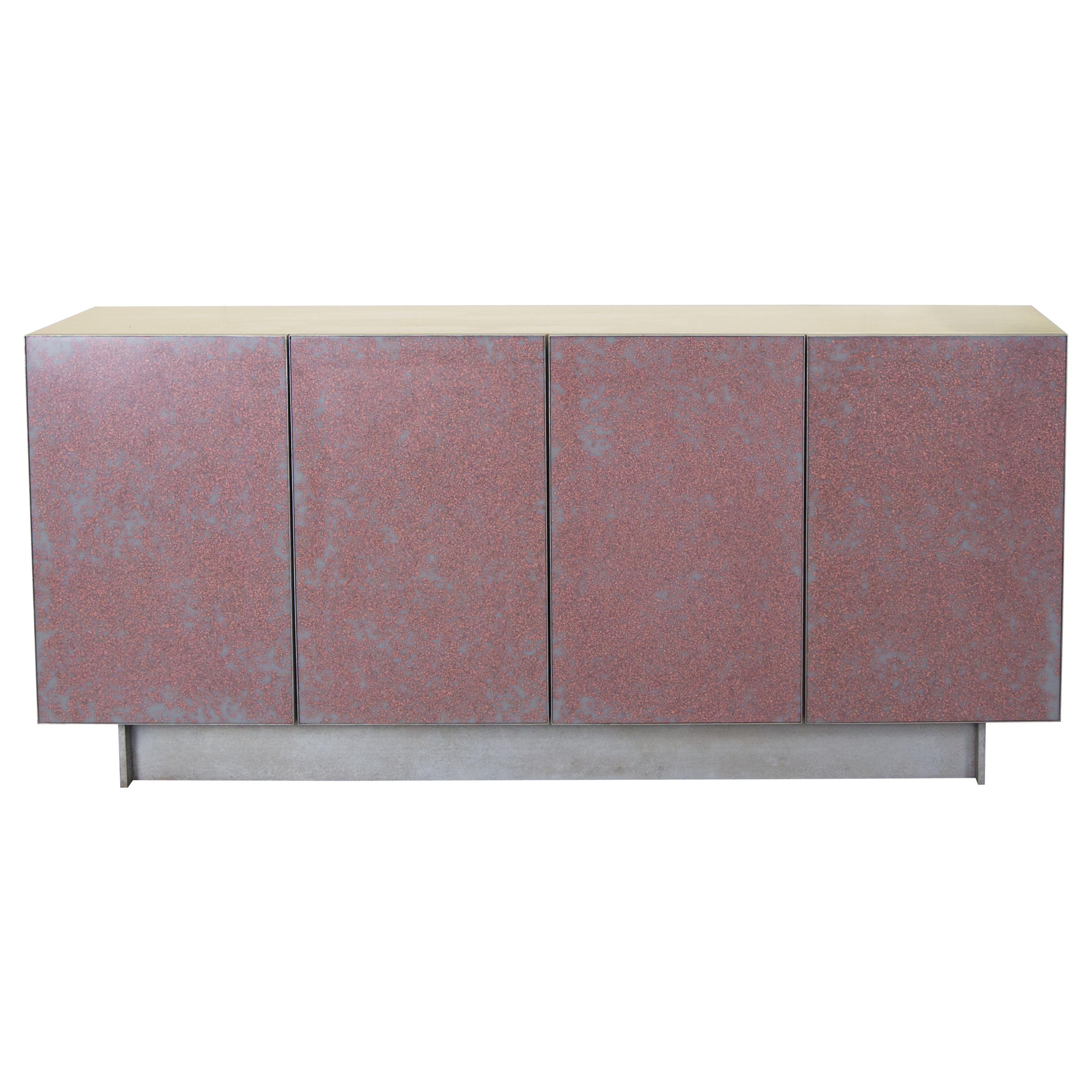 Gotham Credenza   Customizable Wood, Metal And Resin For ...