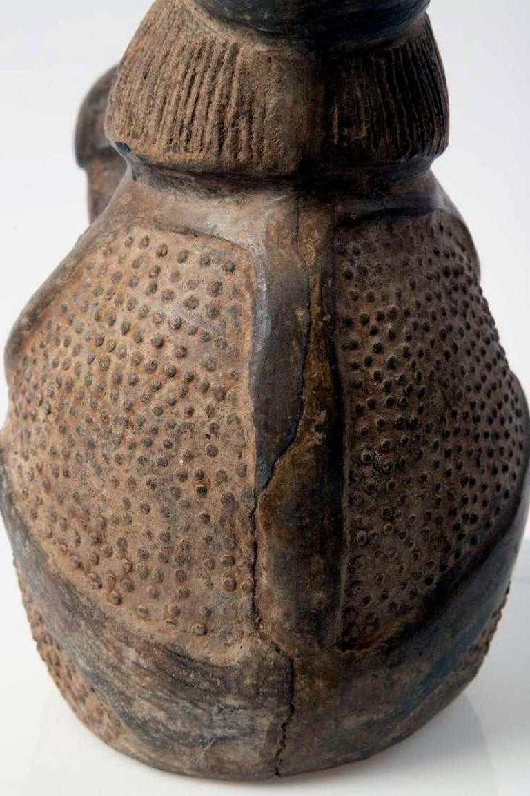 Pre-Columbian Erotic Pottery from the Chimu Culture For Sale 7