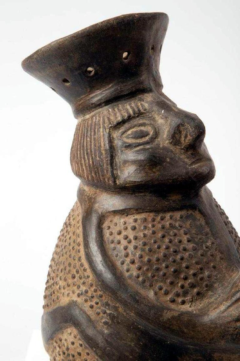 Pre-Columbian Erotic Pottery from the Chimu Culture For Sale 4