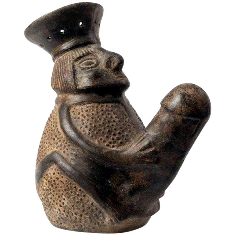 Pre-Columbian Erotic Pottery from the Chimu Culture