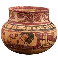 Pre-Columbian Mayan Bowl