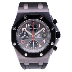 Pre-Owned Audemars Piguet Royal Oak Offshore Stainless Steel Watch