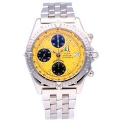 Pre-Owned Breitling Chronomat Stainless Steel B13050.1 Watch