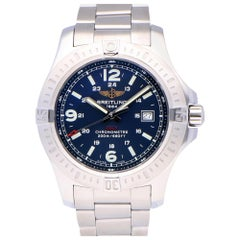 Pre-Owned Breitling Colt Stainless Steel A7438811 Watch