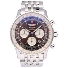 Pre-Owned Breitling Navitimer Stainless Steel AB031021 Watch