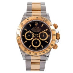 """Pre-Owned Early """"L Series"""" Rolex """"Zenith"""" Daytona Ref. #16523"""