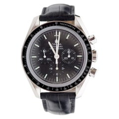 Pre-Owned Gents Omega Stainless Steel Speedmaster Moonwatch Ref 3873.50.31