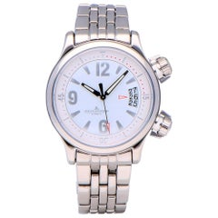 Pre-Owned Jaeger-LeCoultre Master Compressor Stainless Steel Q1728420