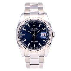 Pre-Owned Rolex Datejust Stainless Steel 116234 Watch