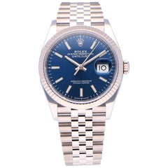 Pre-Owned Rolex Datejust Stainless Steel 126234 Watch