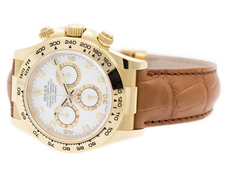 Men's Pre-Owned Rolex Daytona 116518