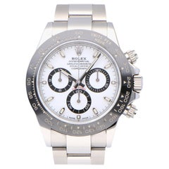 Pre-Owned Rolex Daytona Stainless Steel 116500LN Watch