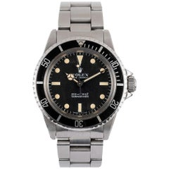 """Pre-Owned Rolex """"Meters First"""" Submariner Ref. #5513"""