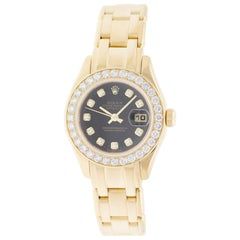 Pre-Owned Rolex Pearlmaster 29 80298