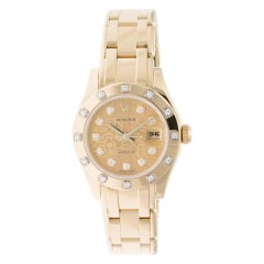 Pre-Owned Rolex Pearlmaster 80318