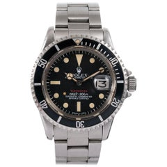 """Pre-Owned Rolex """"Red"""" Submariner Ref. #1680"""