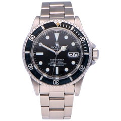 Pre-Owned Rolex Submariner Date 1680 Watch
