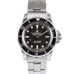 """Pre-Owned Rolex Submariner Ref. #5513 with """"Meters First"""" Dial"""