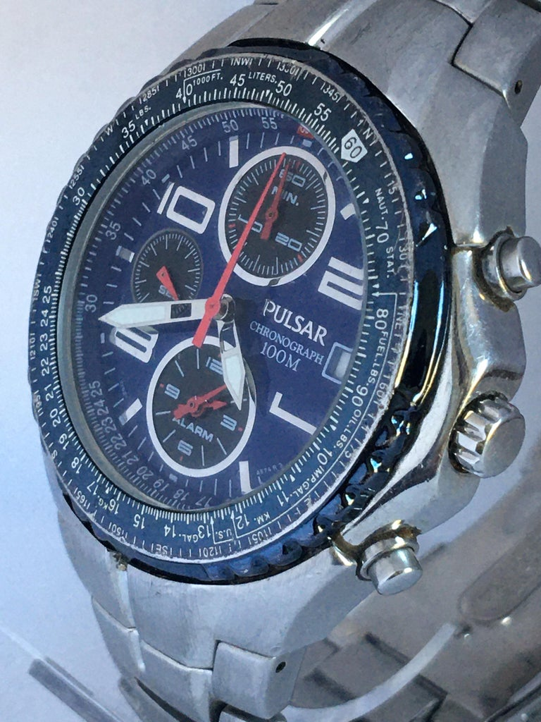 what is chronograph used for in watches