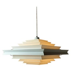 Preben Dal Ceiling Light for Hans Følsgaard AS, Denmark, 1963
