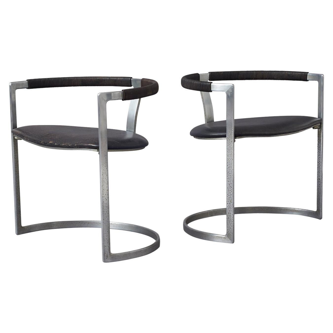 "Preben Fabricius and Jorgen Kastholm, ""Sculpture"" Chair"