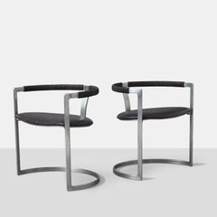 "Preben Fabricius and Jorgen Kastholm - ""Sculpture"" chair"